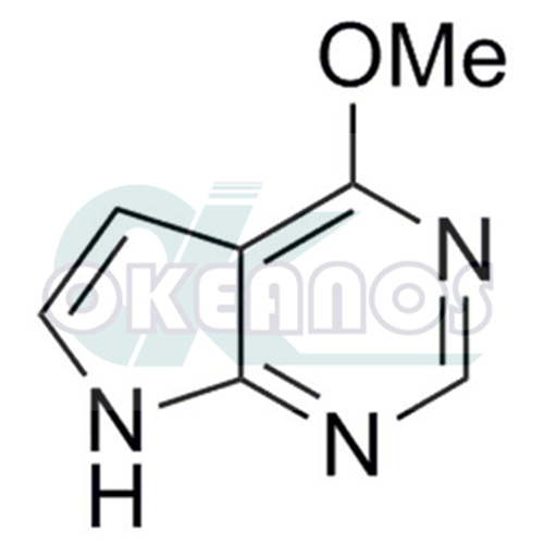 4-Methoxy-7H-pyrrolo[2,3-d] pyrimidine