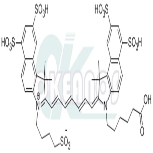 Cy7.5 Acid(pentaSO3)