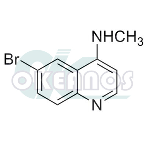 6-Bromo-N- methylquinolin- 4-amine