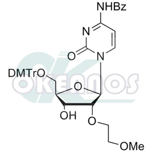 N-Benzoyl-5'-O- DMTr-2'-O-(2- Methoxyethyl)- cytidine