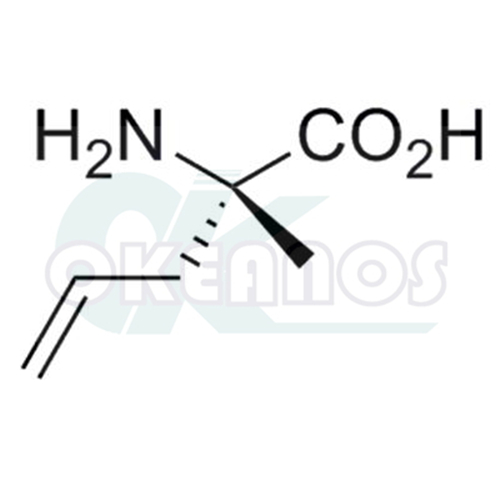 (S)- 2-(2'-propylenyl) alanine