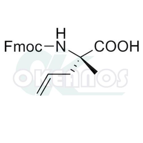 (S)-N-Fmoc-2-(2'-propylenyl)alanine