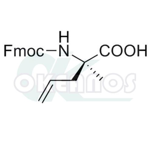(R)-N-Fmoc-2-(2'-propylenyl)alanine