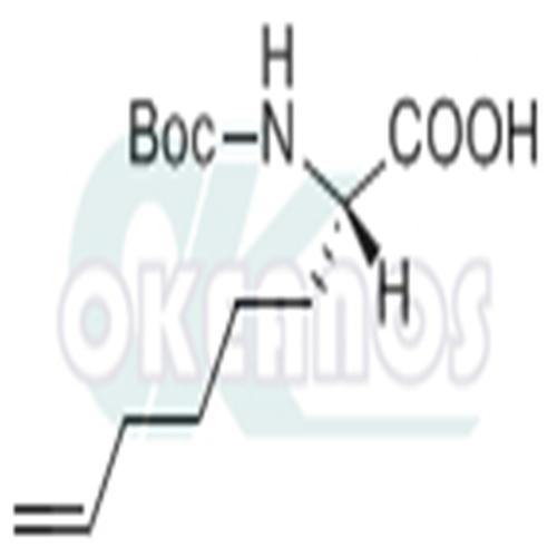 (S)-N-Boc-2-(5'-hexyl)glycine