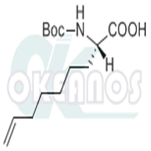 (S)-N-Boc-2-(6'-heptenyl)glycine