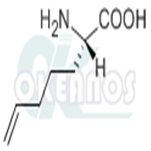 (S)-2-(4'-pentenyl) glycine