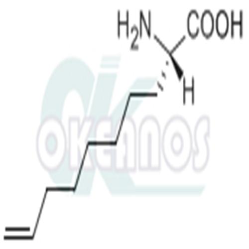 (S)-2-(7'-octenyl) glycine