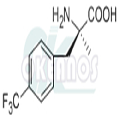 (R)-α-Methyl-4-trifluoromethylphenylalanine